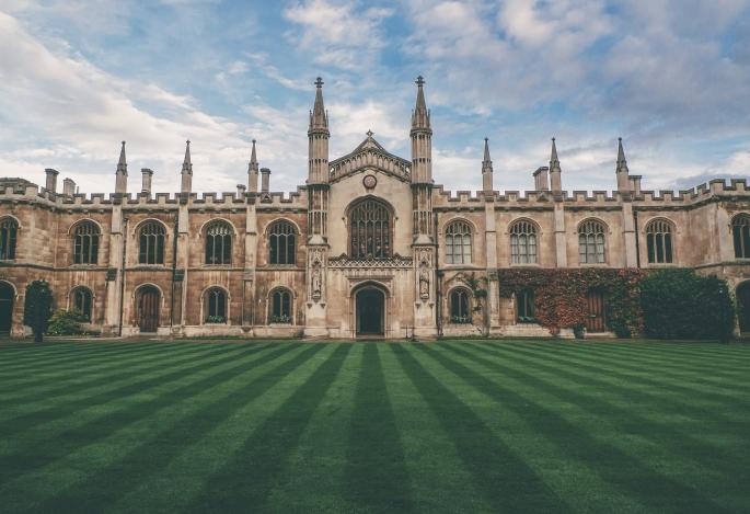 campus lawn academia - CC0