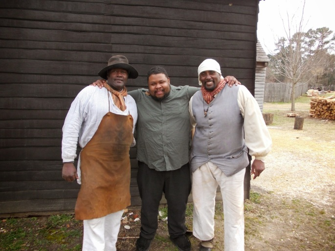 Image courtesy of Michael W. Twitty, Afroculinaria