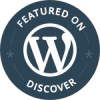 Discover Wordpress Badge