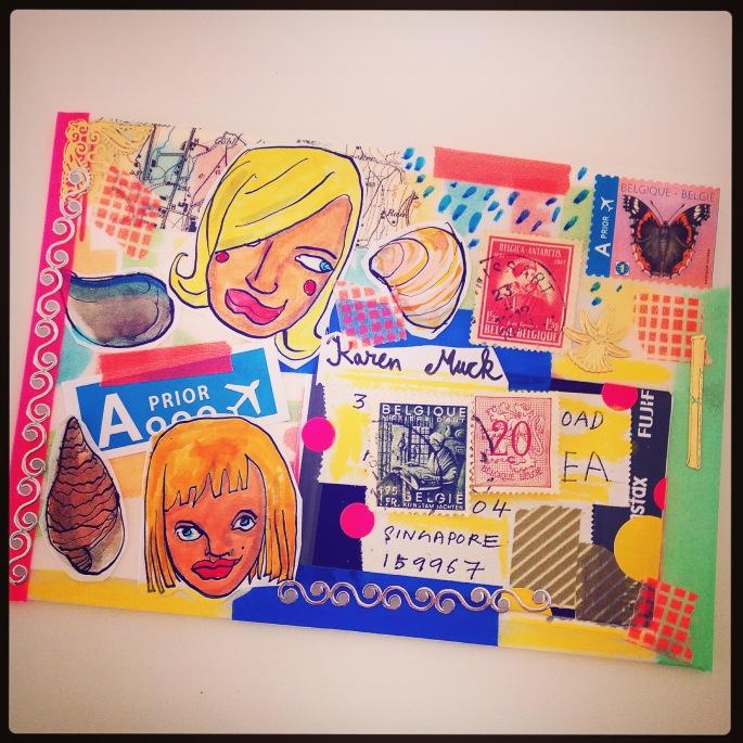 mail art-fennabee