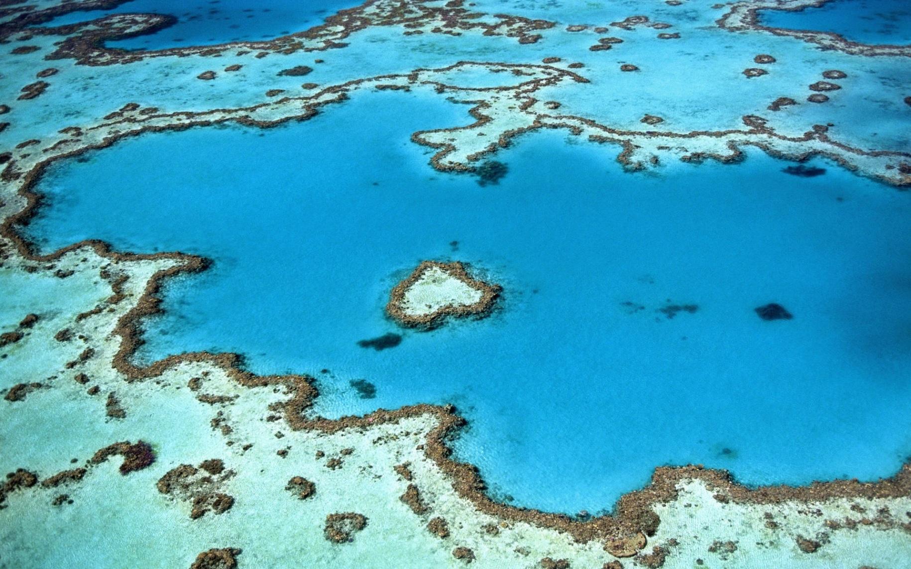 coral reef atolls cc0 unsplash