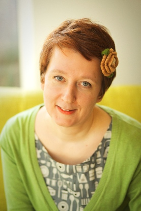Author and artist Claire Fuller