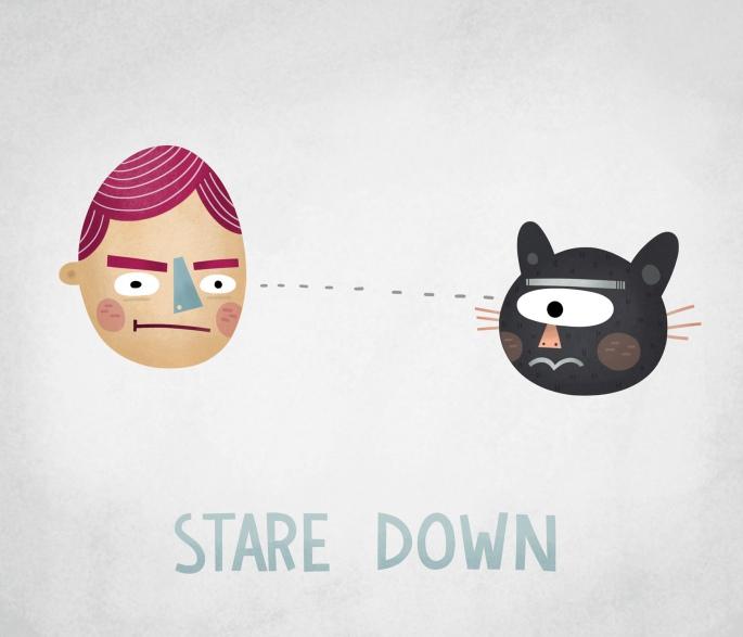 """""""Stare Down"""""""