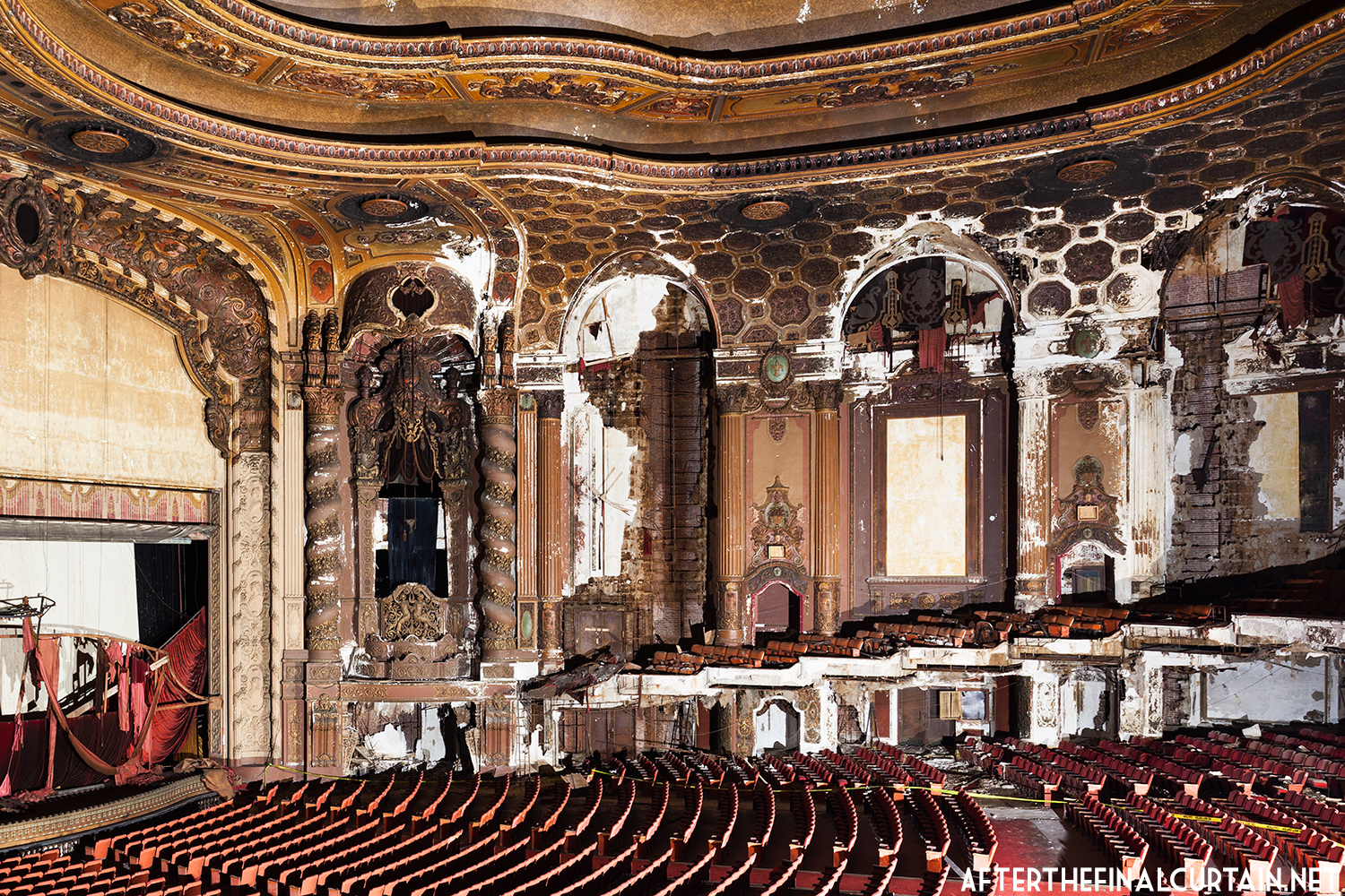 Brooklyn's Loew's Kings Theater. Image by Matt Lambros.