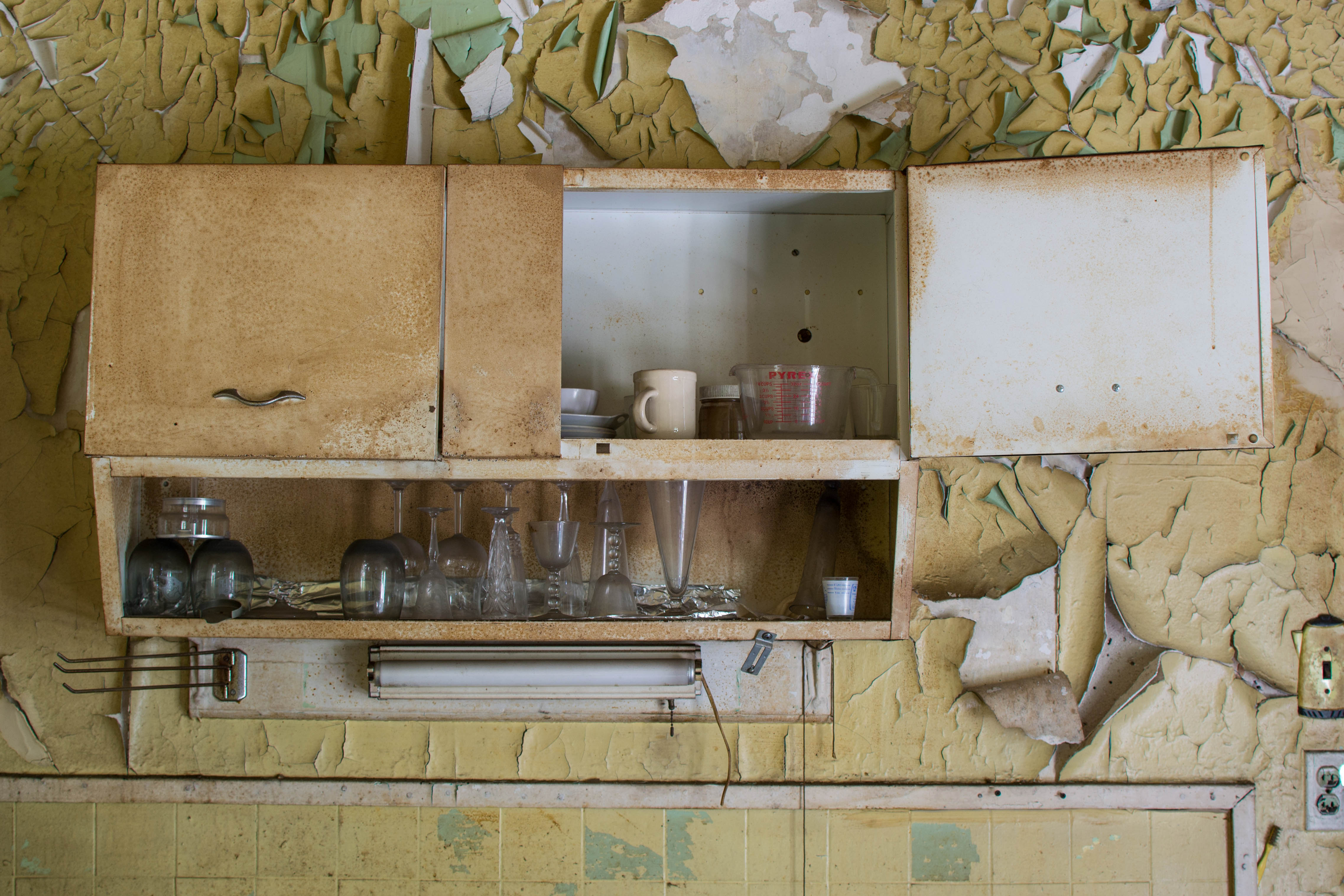 Abandoned, Not Forgotten: A Look at the Haunting Beauty of Modern Ruins