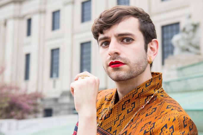 Jacob Tobia, featured at Neutrosis Nonsense.