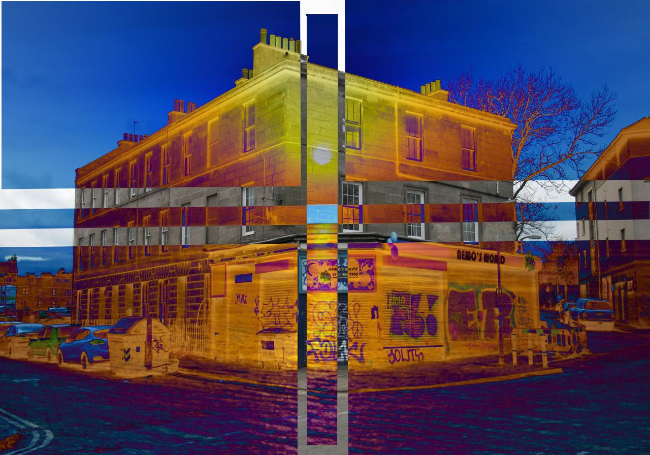 collage of Edinburgh building