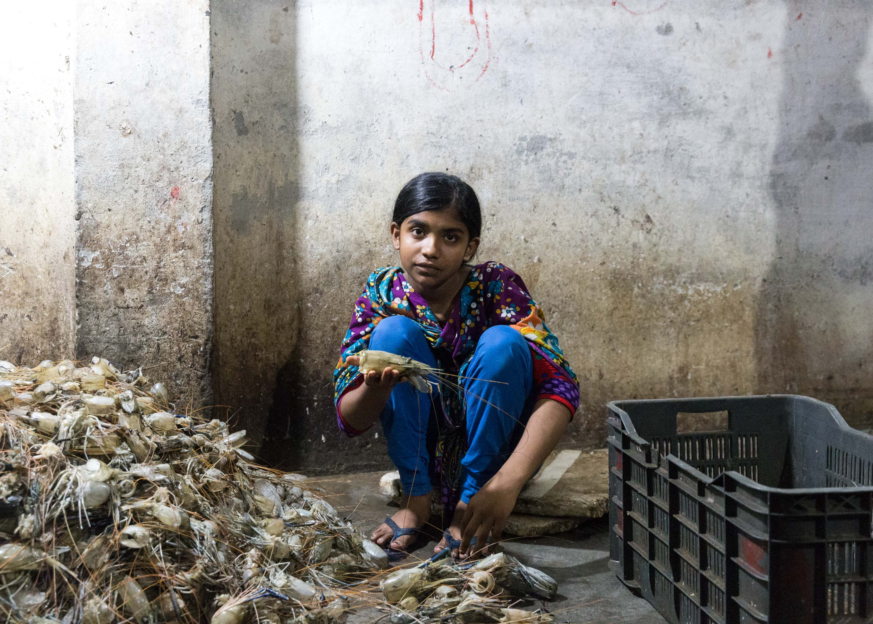 Photographer Sophia Hsin Documents Child Laborers in Bangladesh