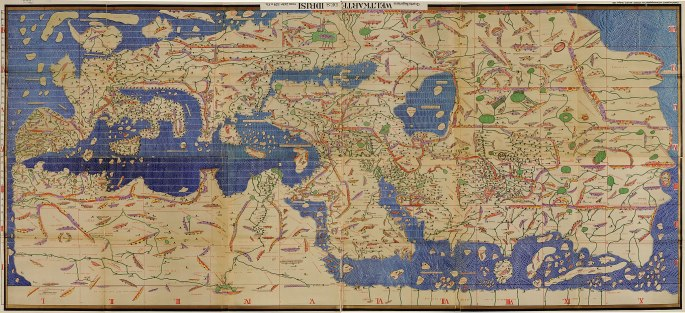 Getting Lost in the Magic of Maps: Three Stories