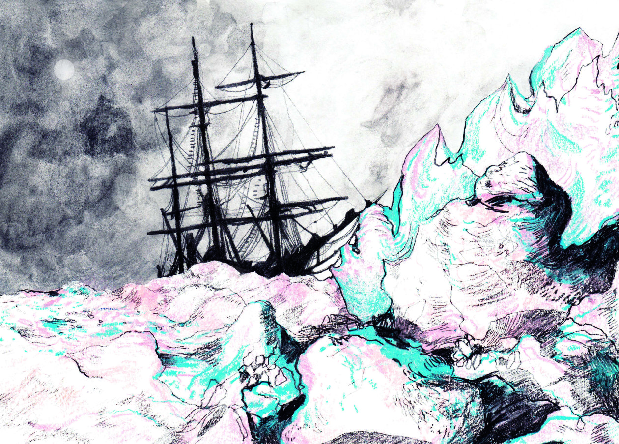 Shackleton's Voyage, Illustrated