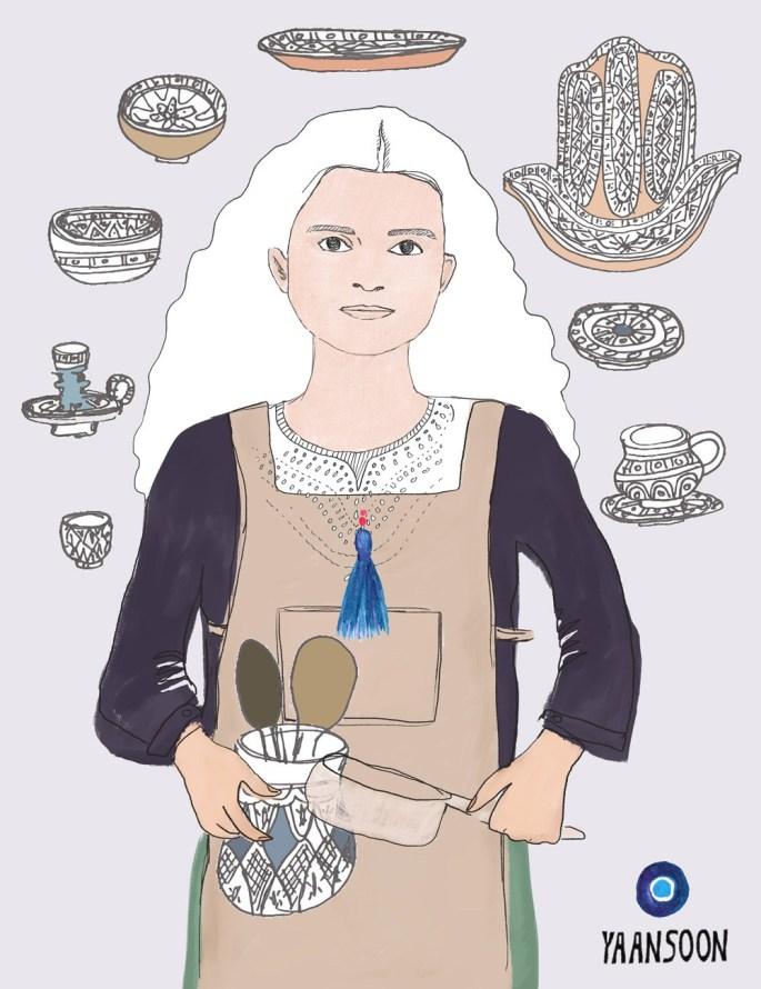 Food, Art, Memory: Yaansoon's Mediterranean Fusion
