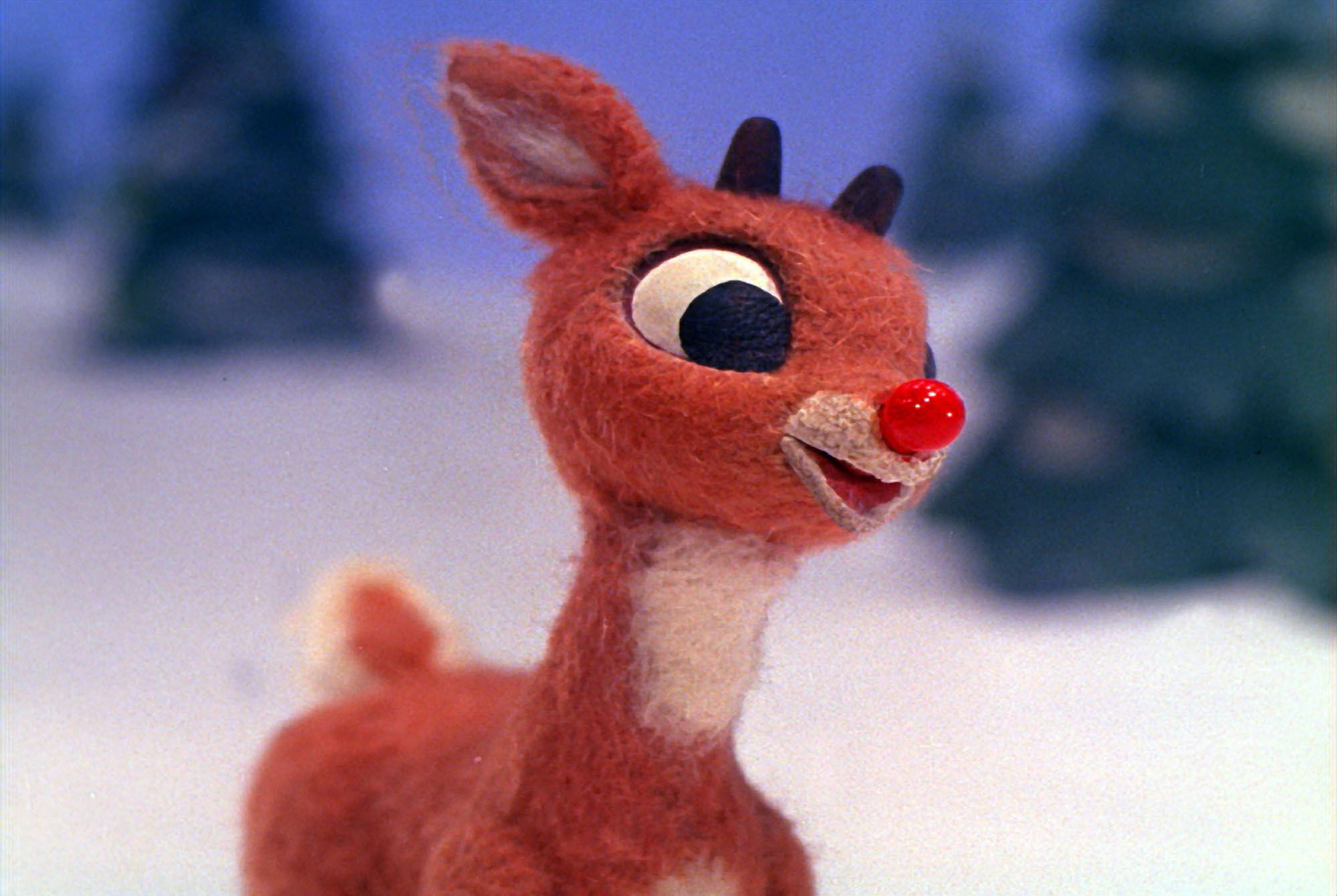 Let's Talk About Rudolph