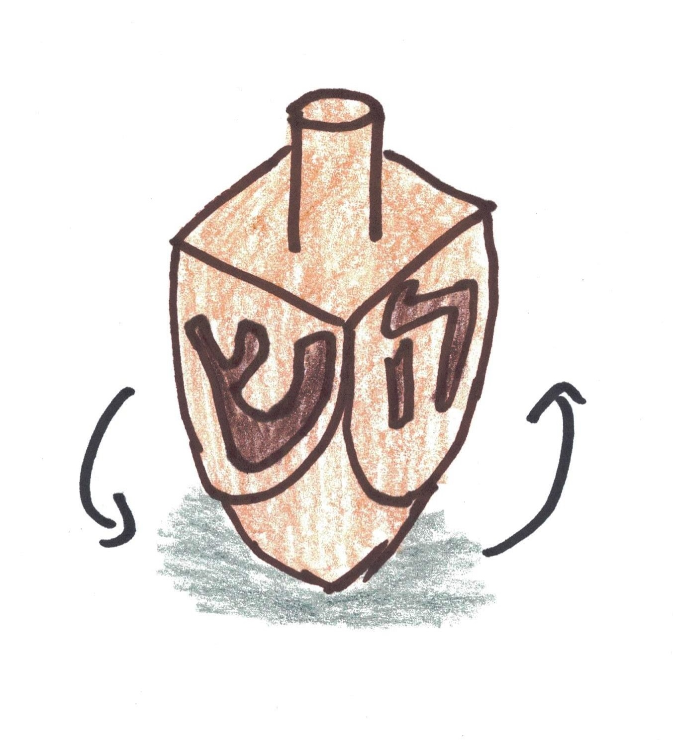 The Terrible Truth About Dreidel