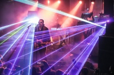 Ghostland Observatory takes the stage in Austin, from Track Rambler