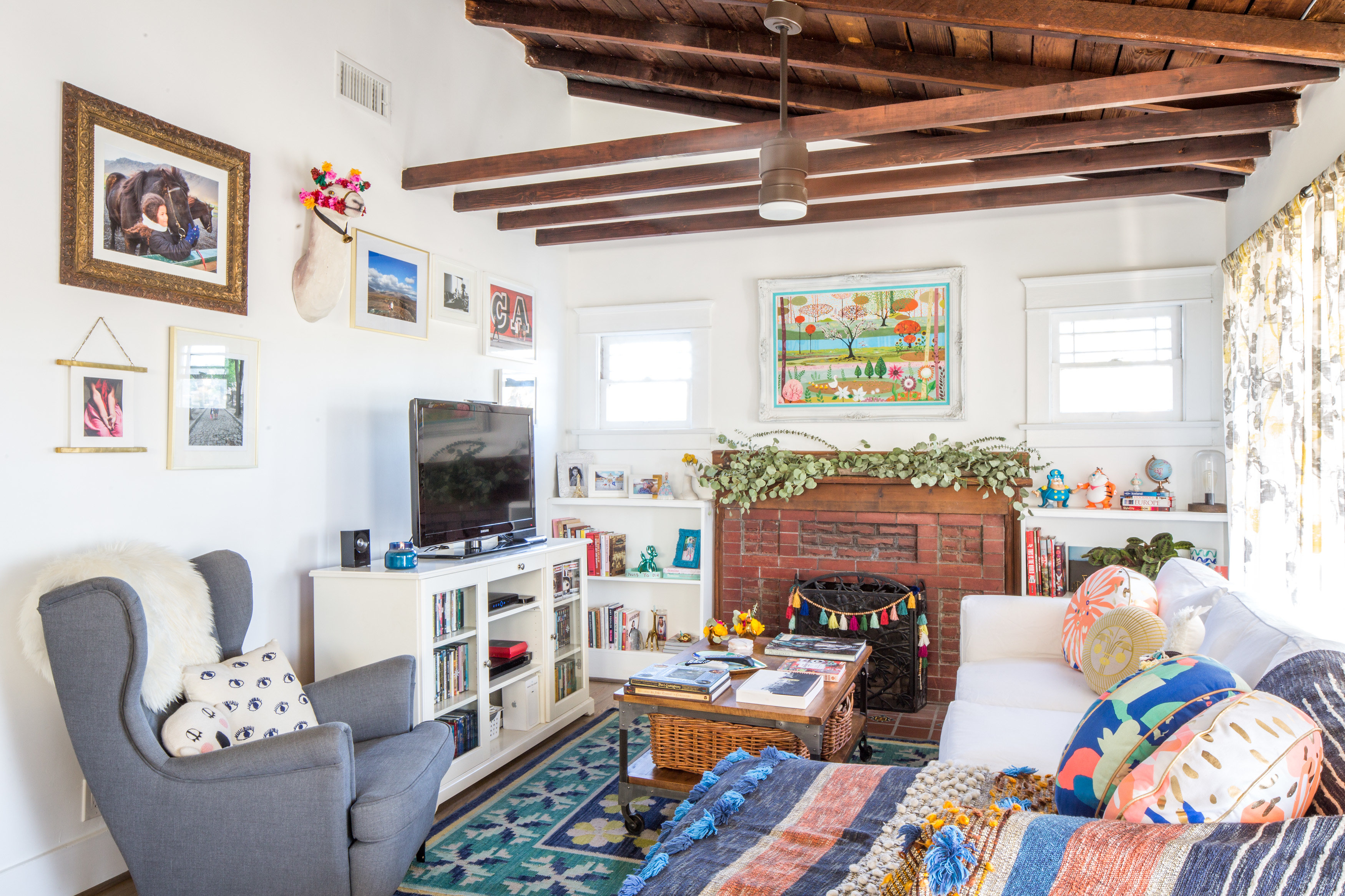 Our House Tour on Apartment Therapy