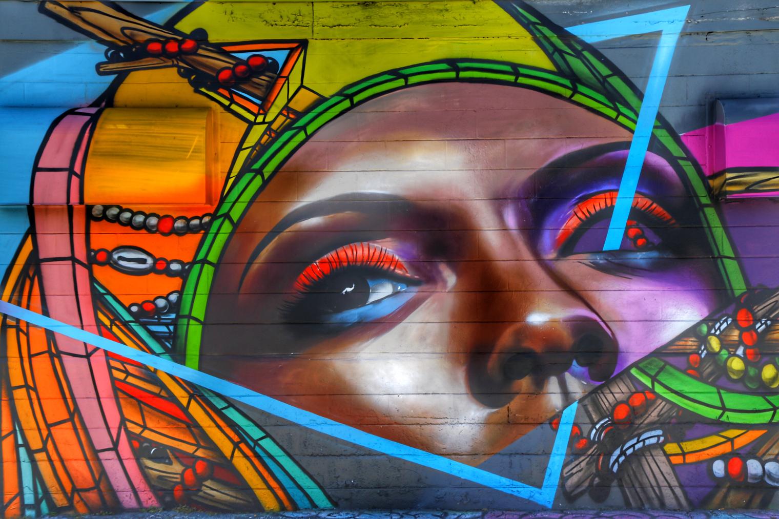 Orlando Florida Street Art