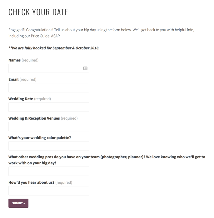 From Getting in Touch to Gathering Details: Customize a Contact Form in Creative Ways