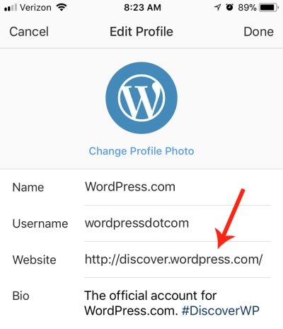 How to Use Instagram to Promote Your Site and Extend Your Reach