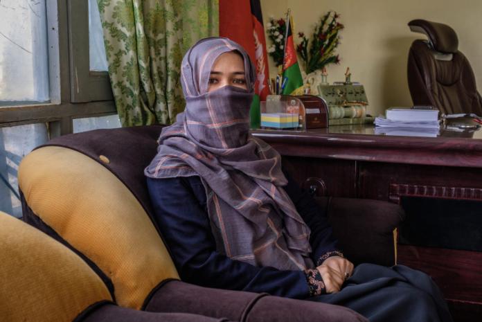 Kandahar's Lone Female Prosecutor