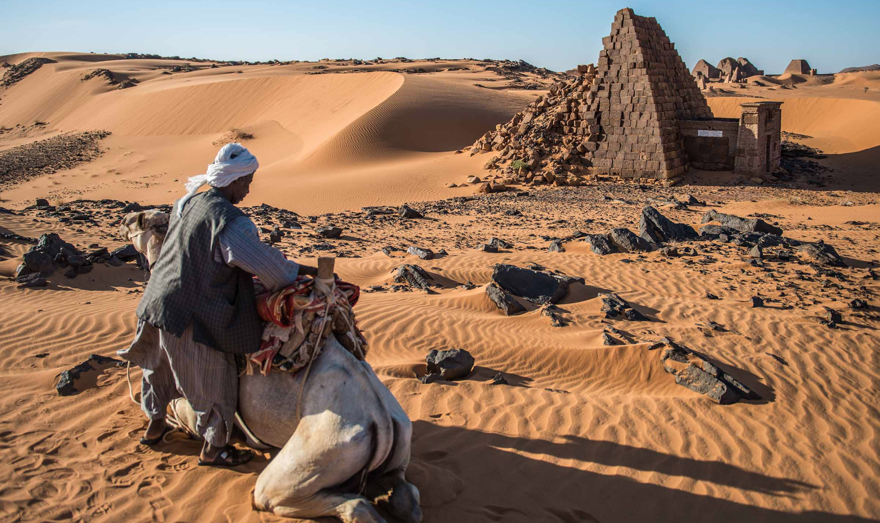 In Sudan, Rediscovering Ancient Nubia Before It's Too Late