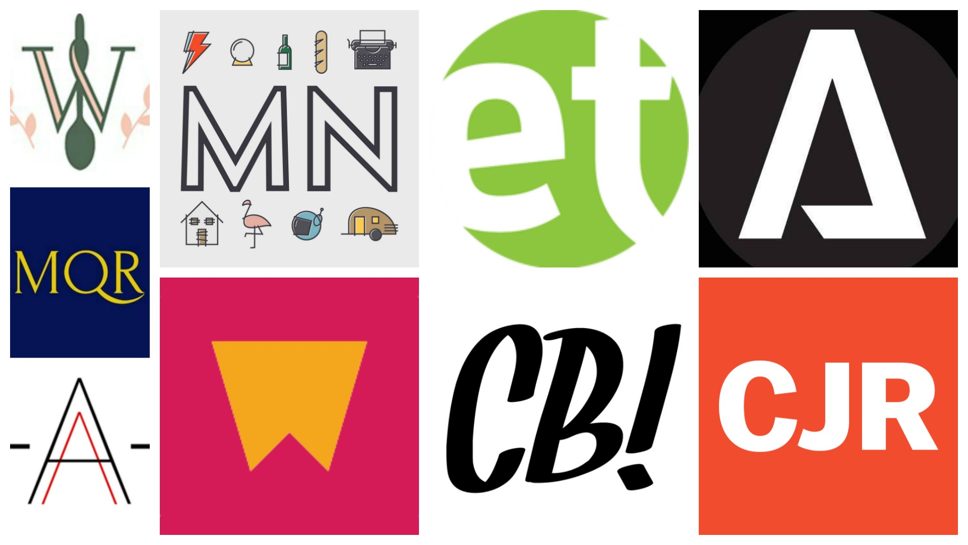 Branding ABCs: Simple But Striking Typographical Logos