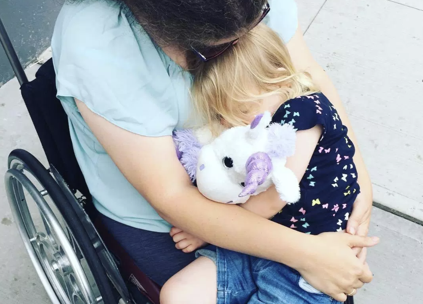 Talking To My Kid About Disability