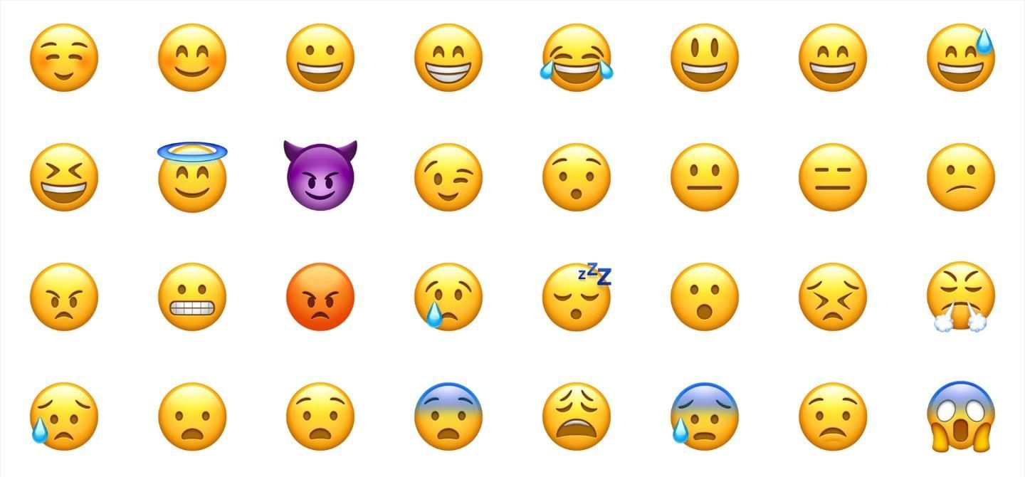 Eight Tiny Stories, Translated From the Emoji