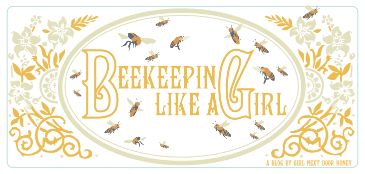 Beekeeping Like A Girl