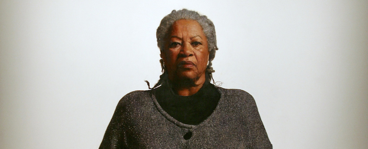 Toni Morrison on Reality TV, Black Lives Matter, and Meeting Jeff Bezos