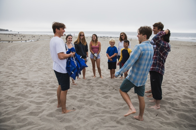 The Power of One: Cleaning Up the Coastline, One Person at a Time, with Barrel Bag